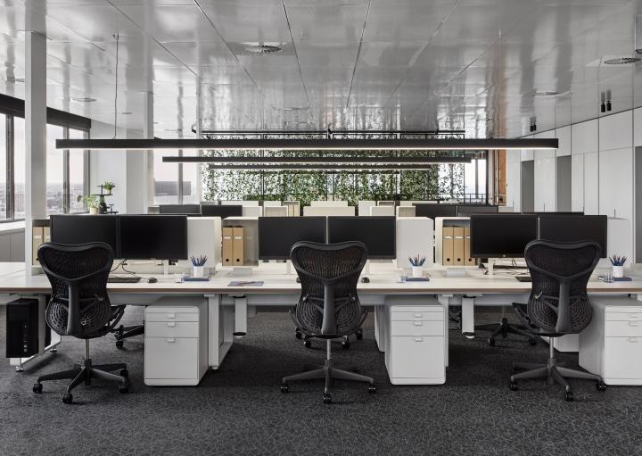 奢华地产公司办公室设计方案