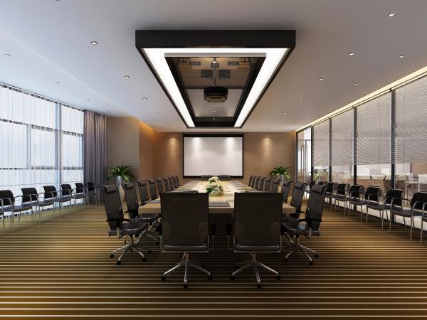 申达上海公司办公室装修